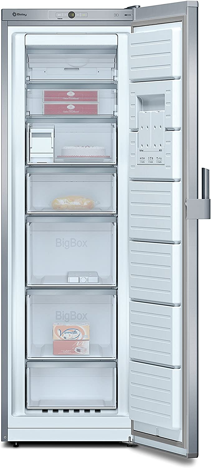 Balay 3GF8667P - Congelador Vertical 3Gf8667P No Frost: Amazon.es ...