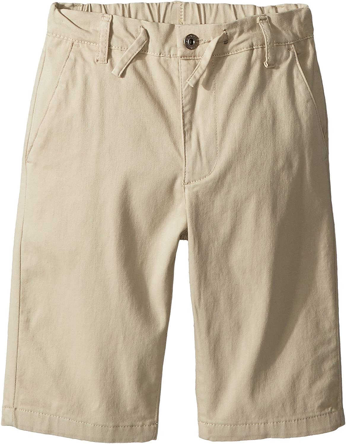 AG Adriano Goldschmied Kids Mens The Finn Sueded Twill Pull-on Shorts Big Kids