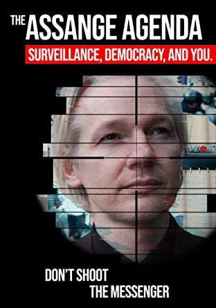 The Assange Agenda: Surveillance, Democracy and You USA DVD ...