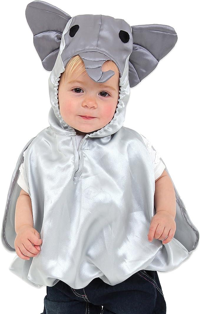 Lucy Locket - Disfraz de elefante para bebé (0-2 años): Amazon.es ...