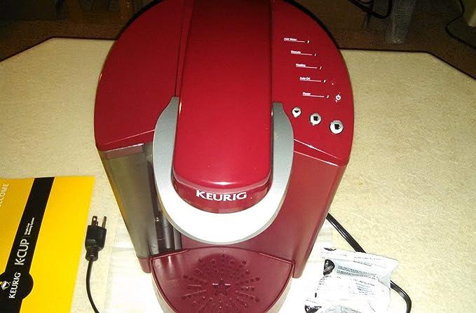 Keurig K45 Elite Brewing System, Rhubarb