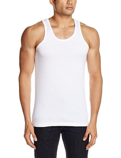 Levi's Bodywear Men's Cotton Vest Men's Underwear Vests at amazon