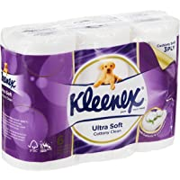 Kleenex Ultra Soft Bath Tissue, 160 Count (Pack of 6)