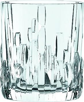 2 Nachtmann Sculpture Whisky Tumbler Cristal Verres 2er Verre Set dans boite cadeau