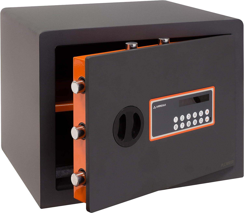 Arregui Plus-C 180150 Caja Fuerte de Alta Seguridad de Apertura ...