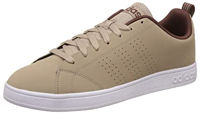 adidas neo Men's Vs Advantage Clean Stcark and Auburn Sneakers - 11  UK/India (