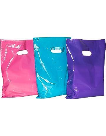 150 12x15 Merchandise Bags  ACME Bag Bros Large Glossy Purple, Pink   Teal  Plastic 23fe2f295e