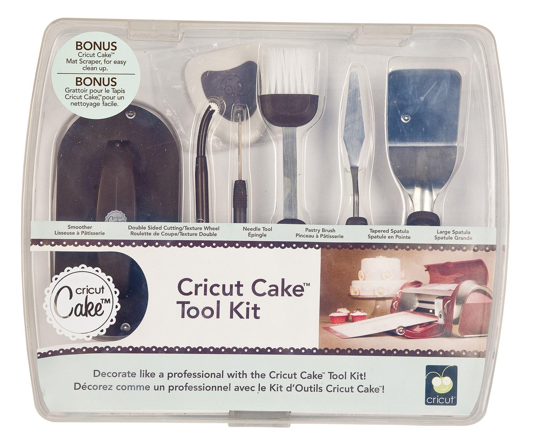 Cricut Cake Tool Kit