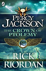 The Crown of Ptolemy (Demigods and Magicians Book 3) (English Edition)