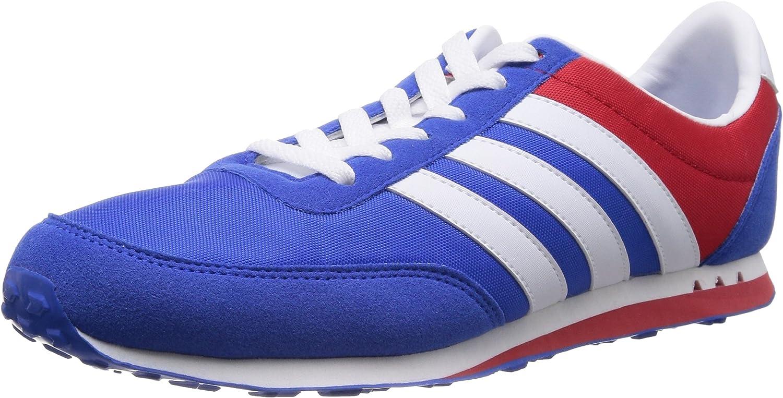 incompleto Masaccio Tomar represalias  Adidas Neo V Racer Nylon Mens Trainers F39136: Amazon.co.uk: Shoes & Bags
