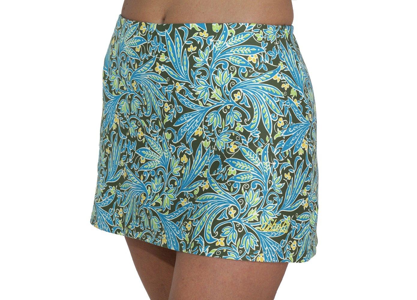 DEBÒLIT - Falda olivo. Faldas de padel/tenis con pantalon ...