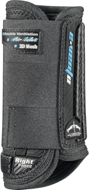 469737Blk Veredus Unisex E-Vento Front Event Boot