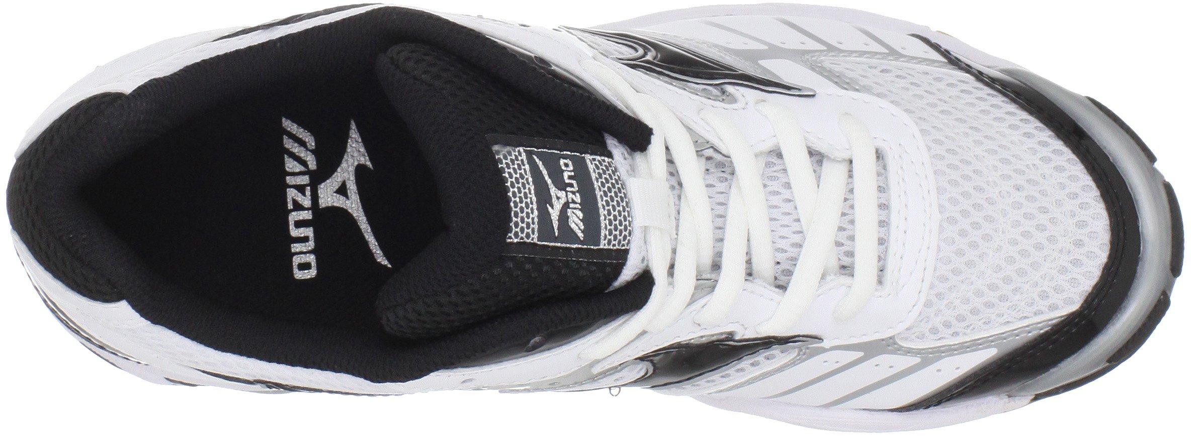 Mizuno Women's Wave Bolt Volleyball Shoe,White/Black,9 M US by Mizuno (Image #7)
