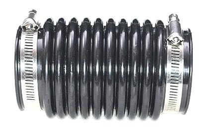 Exhaust Bellows Compatible with MerCruiser Stern Drive 18-2750 Replaces  32734A3 & 18654A1 Exhaust Bellows For MerCruiser R, MR, Alpha 1, Gen 2,  Bravo
