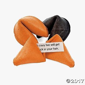 halloween fortune cookies 50 pcs