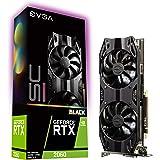 EVGA GeForce RTX 2060 SC Ultra Black Gaming, 06G-P4-2065-KR, 6GB GDDR6, Dual HDB Ventiladores