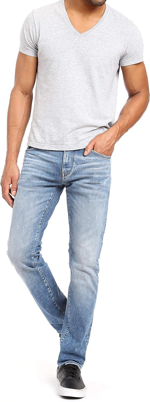 Mavi Mens Zach Straight Leg Twill