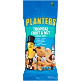 PLANTERS Fruit and Nut Trail Mix, 2 oz Single Serve Bags (Pack of 72) - Trail Mix Snack Pack for On the Go Snacking - Great A