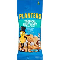 PLANTERS Fruit and Nut Trail Mix, 2 oz Single Serve Bags (Pack of 72) | Trail Mix Snack Pack for On the Go Snacking | Great After School Snack, Movie Snack or Active Lifestyle Snack | Kosher Snack