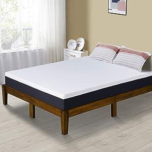 PrimaSleep Modern 10 Inch Air Flow Gel Memory Foam Comfort Bed Mattress Twin