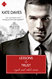 Lessons in Trust (Royals and Rebels)