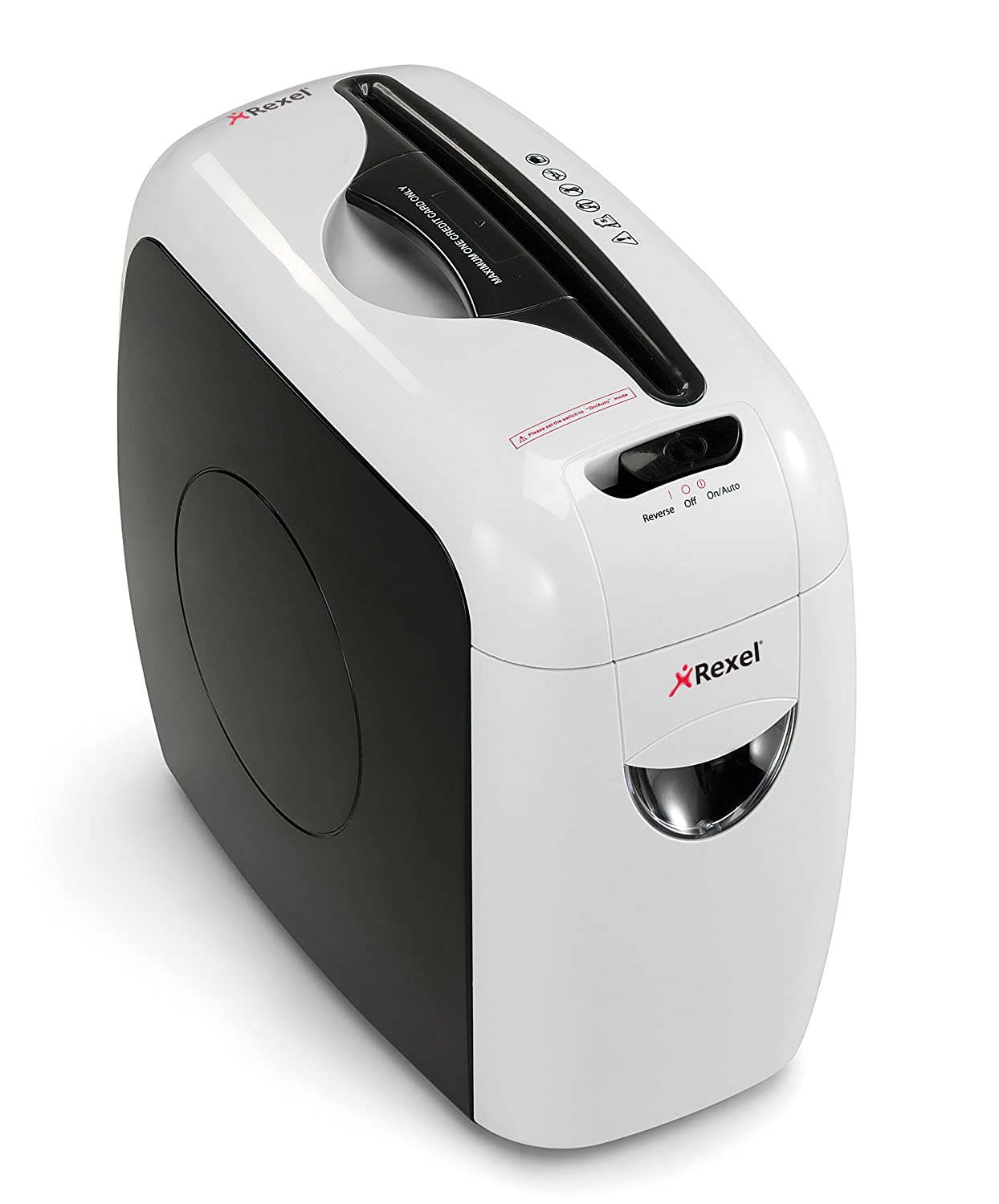 rexel paper shredder