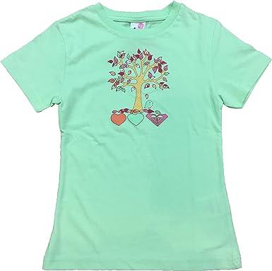 Roxy - Camiseta niña Talla 6-7 años: Amazon.es: Ropa y accesorios