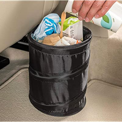 High Road Leakproof Pop-Up Car Trash Bag - Compact Size: Automotive
