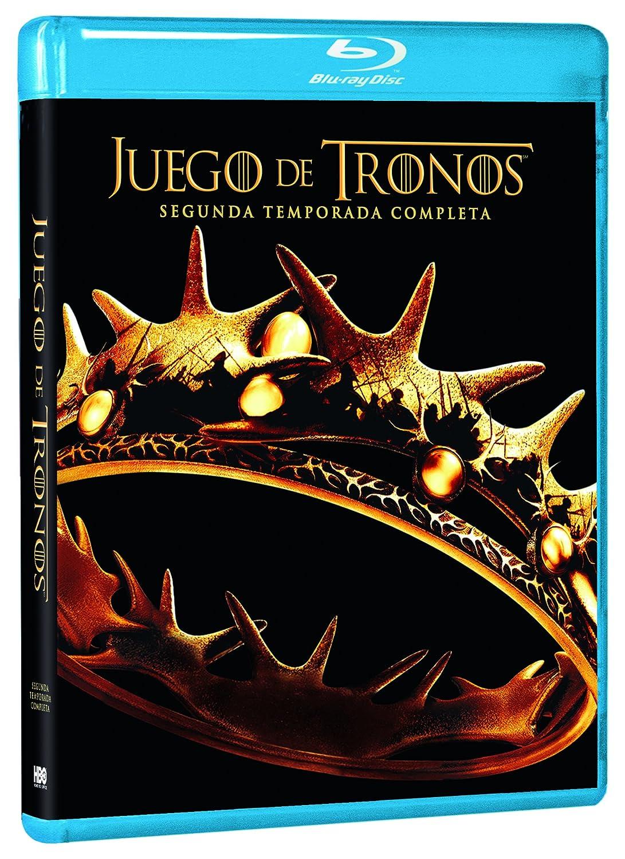 Juego De Tronos Temporada 2 Blu-Ray [Blu-ray]: Amazon.es: Lena ...