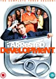 Arrested Development - Season 1-3 [DVD]