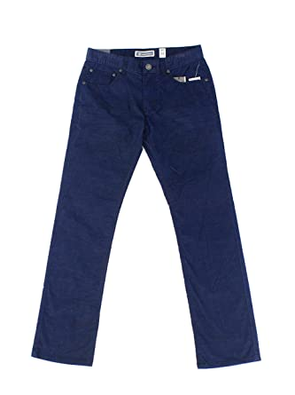 4cb0eaa7f597 INC International Concepts Men s Slim-Fit Stretch Corduroy Pants at Amazon  Men s Clothing store