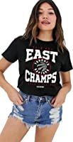NBA Toronto Raptors Limited Edition East Champs Unisex Black Basketball T-Shirt