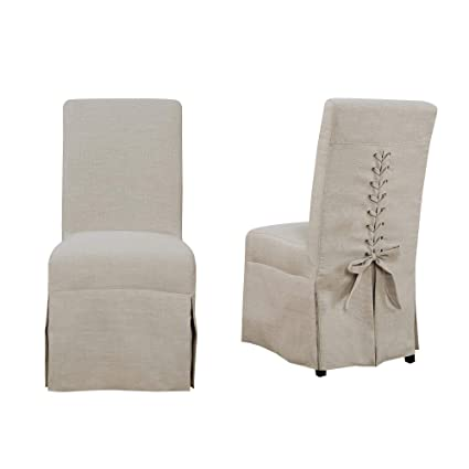 Pleasing Abbey Avenue D Lol 082Pc Lola Dining Room Parsons Chair Natural Linen Pdpeps Interior Chair Design Pdpepsorg