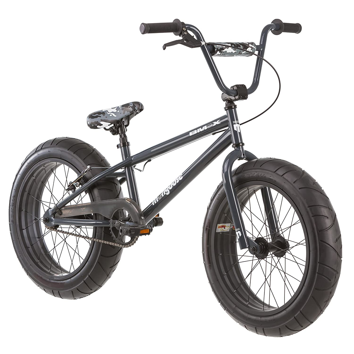 Mongoose Bmax Boy S Fat Tire Bike 20 Sports