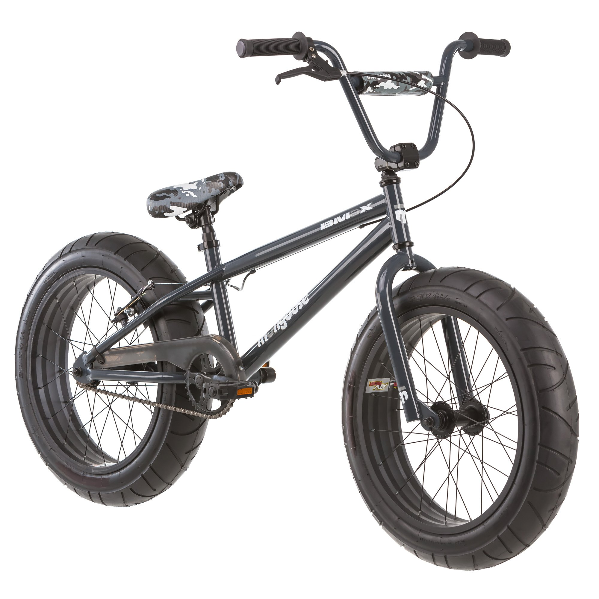 Mongoose Bmax Boy's Fat Tire Bike, 20'' by Mongoose (Image #1)