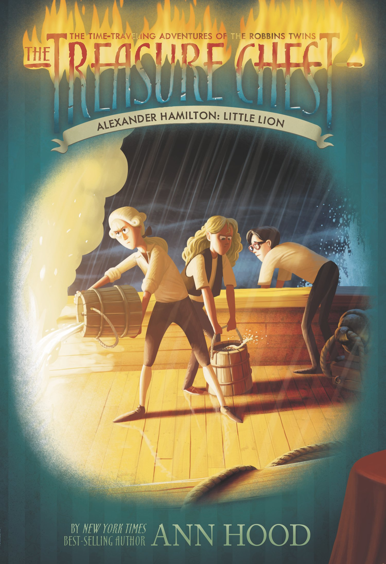 Alexander Hamilton Little Treasure Chest product image