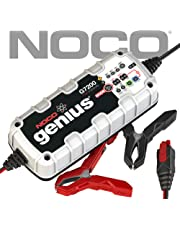 NOCO GeniusG7200UK12V/24V7,2A UltraSafe Smart Battery Charger for Cars, Motorcycles and More