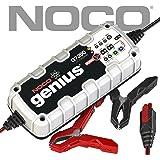 NOCO Genius G7200EU 12V / 24V 7.2 Amp Cargador de batería inteligente y mantenedor para auto, moto y más