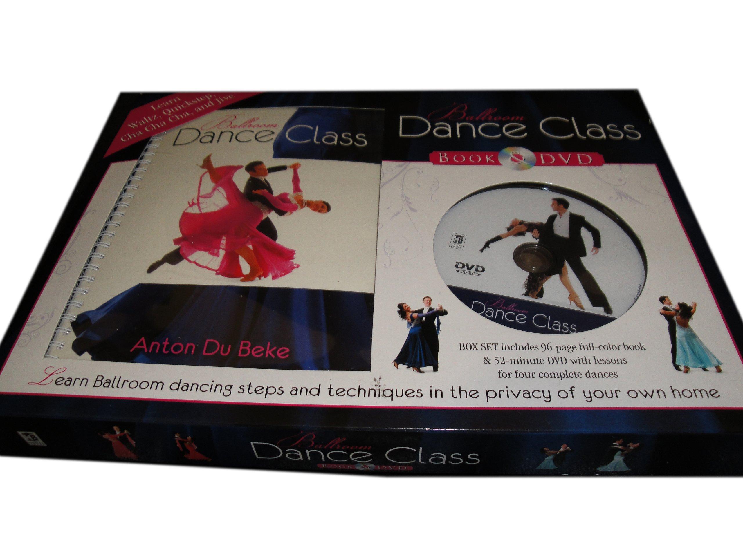 Download Ballroom Dance Class Book & DVD ebook