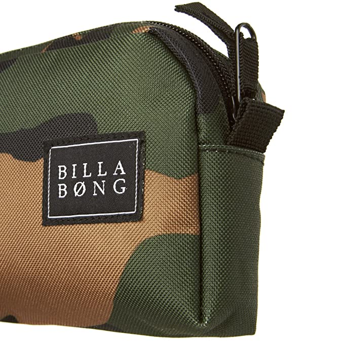 Billabong Repeat Pencil Case - Estuche, color camuflaje ...