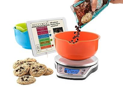 Amazoncom Perfect PBP016 Wireless Bake Pro Smart Kitchen Scale