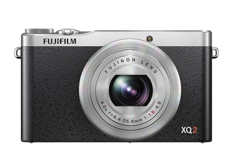 FUJIFILM デジタルカメラ XQ2 シルバー XQ2S  シルバー B00T77PAIY