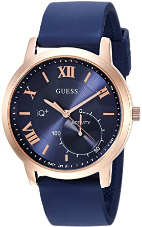 22dd157b3e Guess Connect C2004G2 Montre: Amazon.fr: Montres