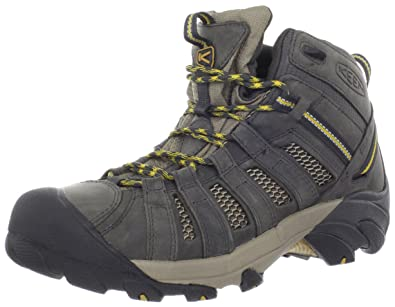 KEEN Men's Voyageur Mid Hiking Boot (40-41 M EU/8 D(