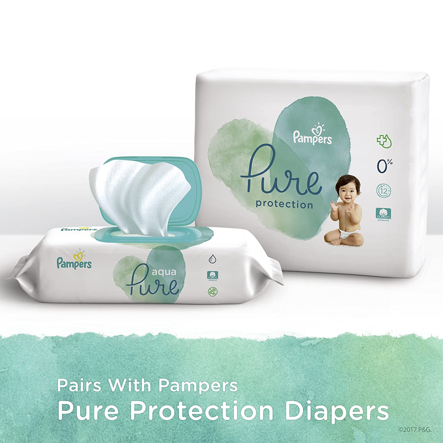 Pampers Aqua Baby Diaper Wipes: The Best Baby Wipes for Diaper Rashes