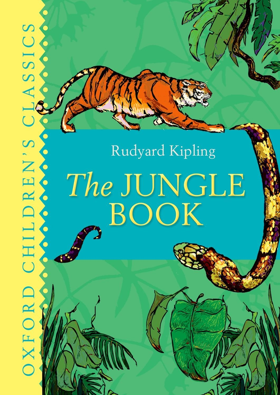 Amazon Com The Jungle Book Oxford Children S Classics