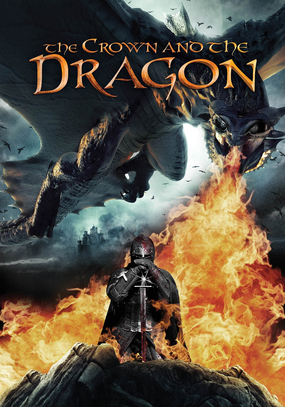 DVD : The Crown and the Dragon: The Paladin Cycle (Widescreen)