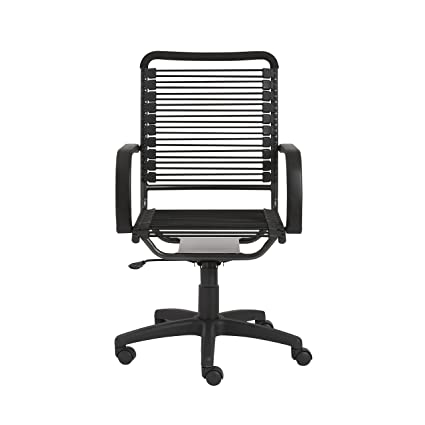 Euro Style Bungie High Back Adjustable Office Chair With