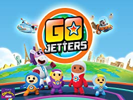 Go Jetters, The Eiffel Tower and other stories