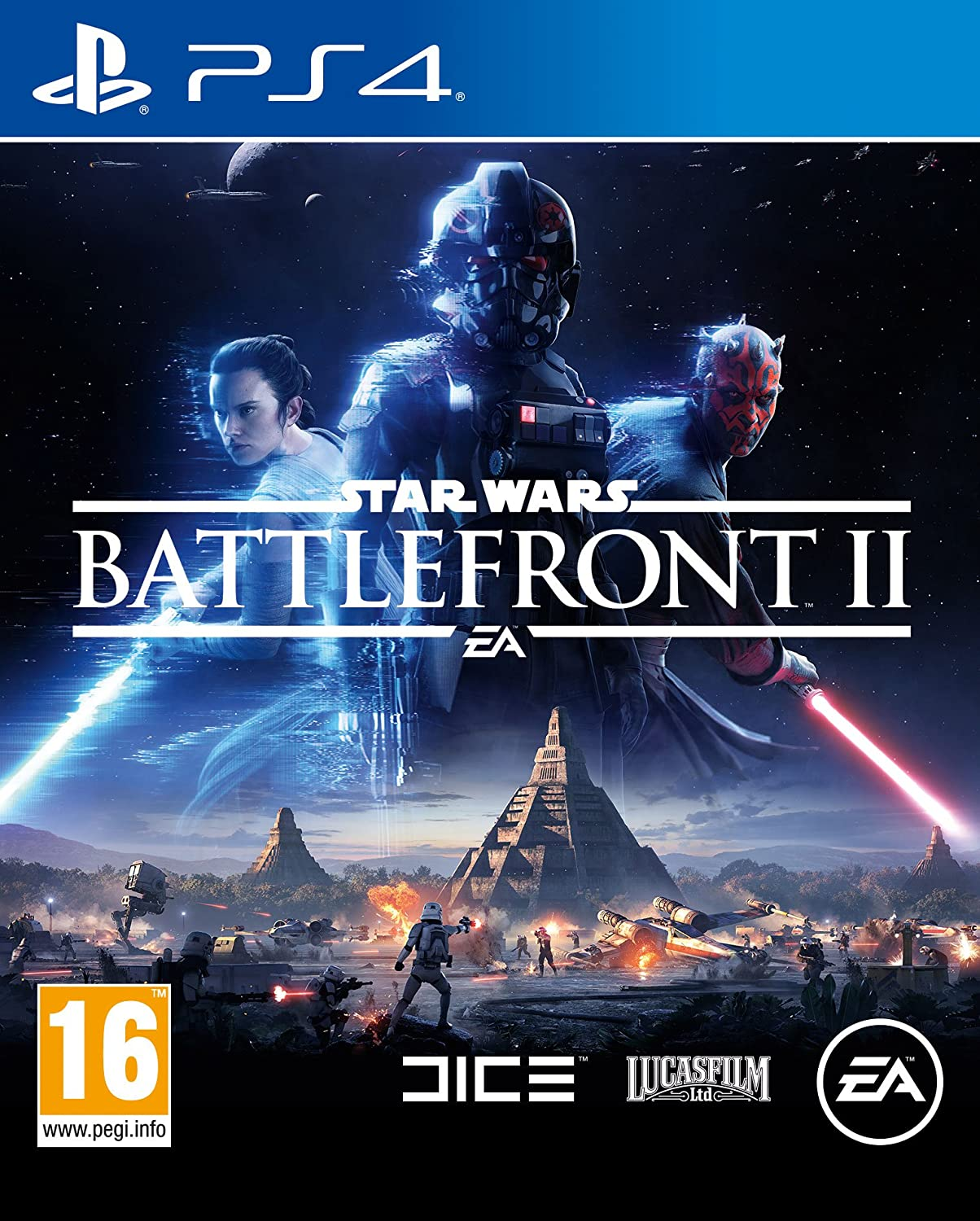 Star Wars Battlefront 2 Ps4 Amazon Co Uk Pc Video Games